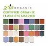 Zuii Organic Flora Single Eyeshadow Black Diamond
