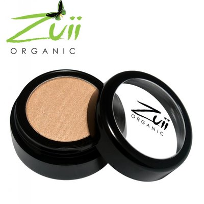 Zuii Organic Flora Single Eyeshadow Mustard
