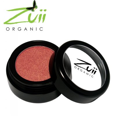 Zuii Organic Flora Single Eyeshadow Rose Mist