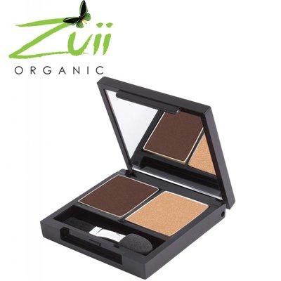 Zuii Organic Duo Eyeshadow Palette Classic