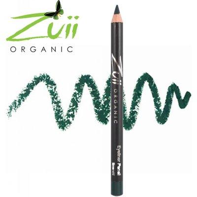 Zuii Organic Eyeliner Pencil Emerald