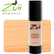 Zuii Organic Flora Liquid Foundation Olive Fair