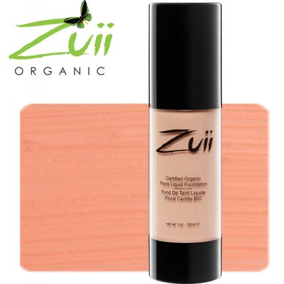 Zuii Organic Liquid foundation Beige Fair