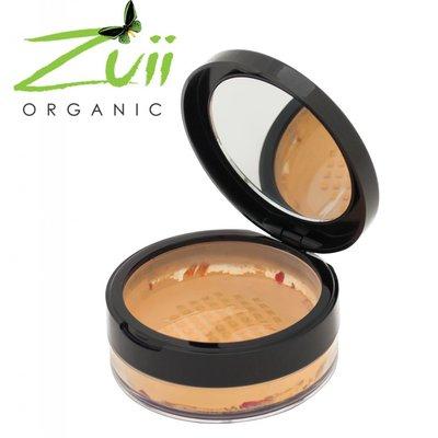 Zuii Organic Biologisch poeder foundation Sandstone