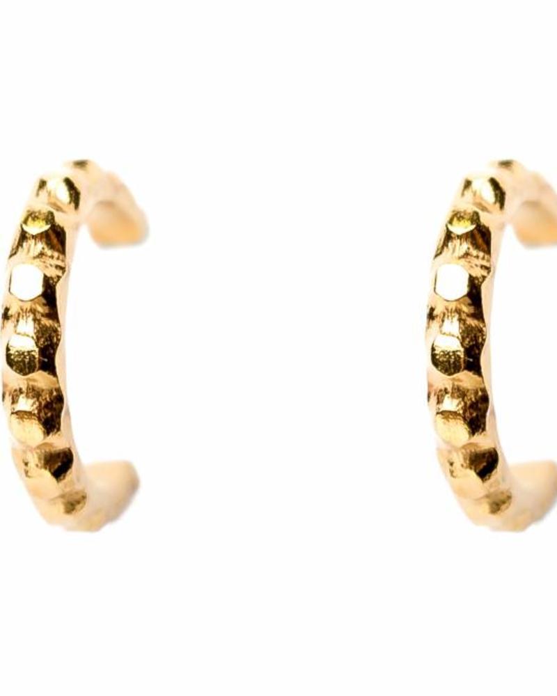984eaca2a Muja Juma Gold-plated earring - mujajuma