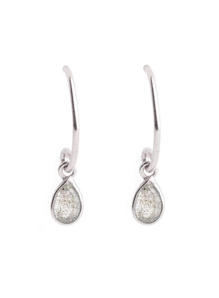Muja Juma Earring 925 sterling silver