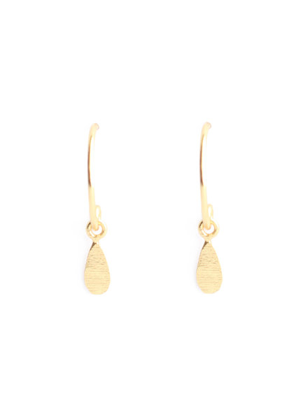 Muja Juma Earring gold plated 925 sterling silver
