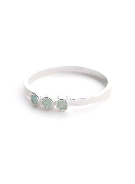 Muja Juma 925 Sterling silver ring