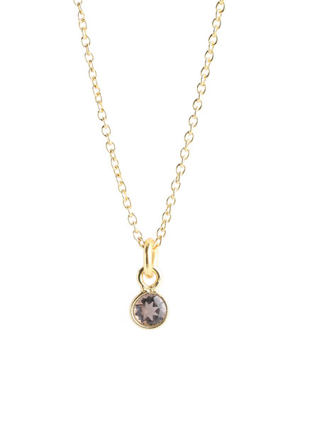 Muja Juma Necklace gold plated 925 sterling silver