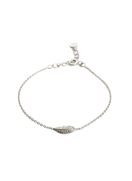 Muja Juma Armband Feather925 Sterling Silber