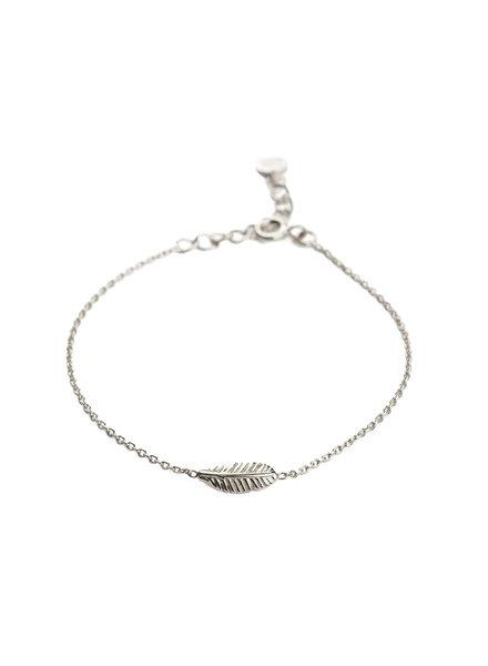 Muja Juma Bracelet Feather925 sterling silver
