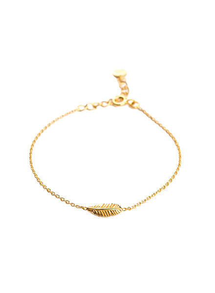 Muja Juma Bracelet gold plated 925 sterling silver