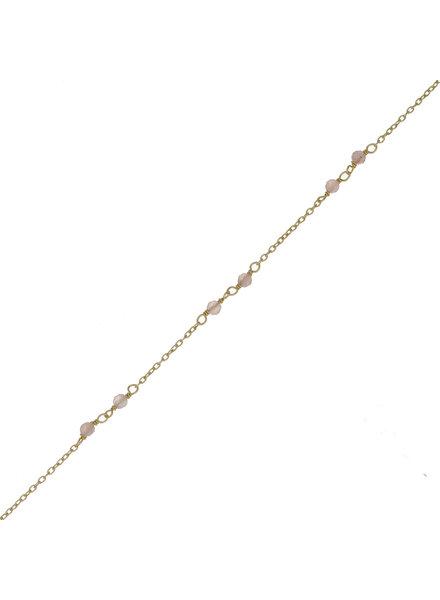 Muja Juma Bracelet Rose  Dot