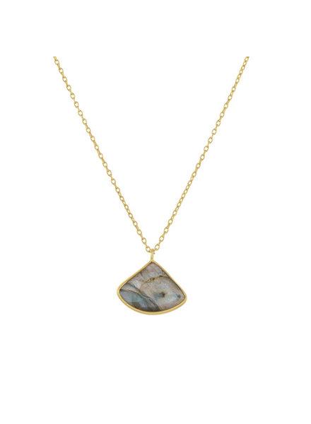 Muja Juma Fancy Labradorite necklace