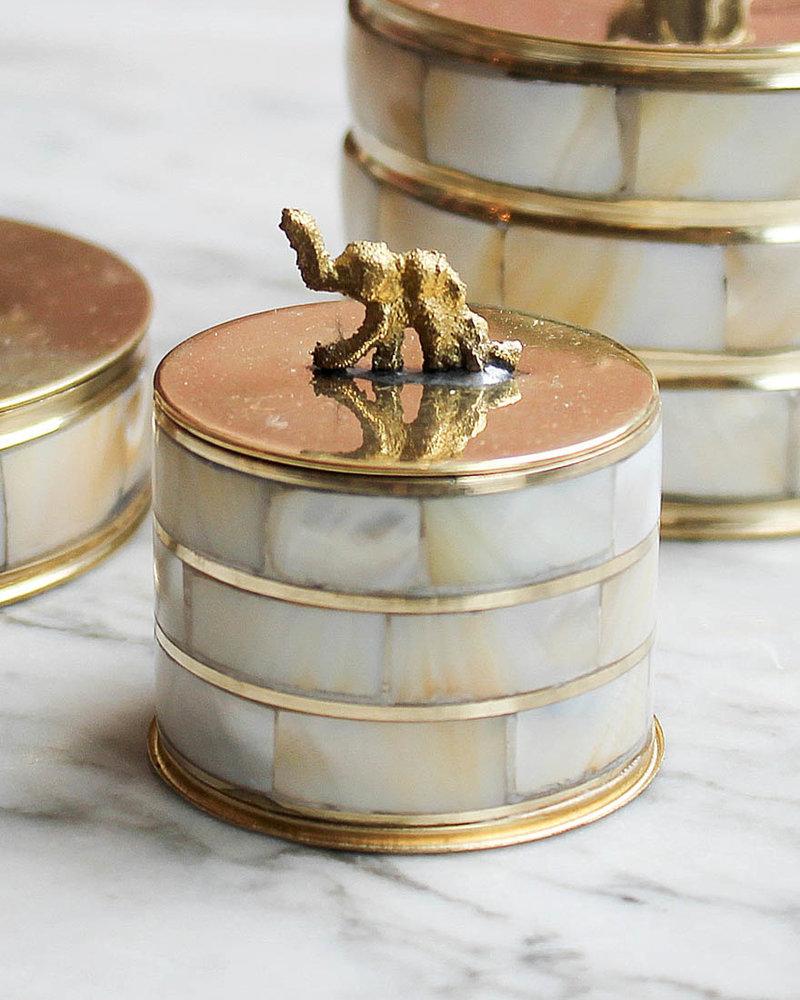 Muja Juma Jewelry box Elephant