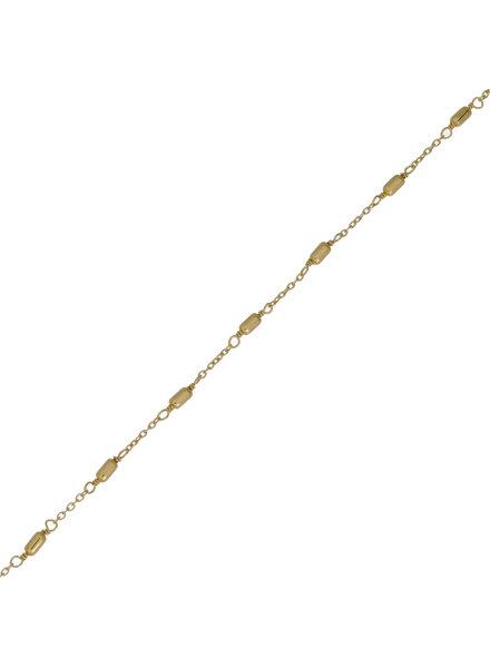 Muja Juma Bracelet Love Gold