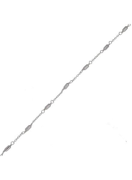 Muja Juma Armband Love Silver