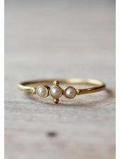 Muja Juma Ring Sweet Sweet pearl
