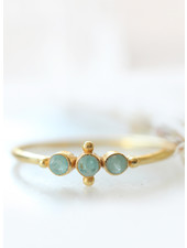 Muja Juma Ring Sweet Sweet Amazonite