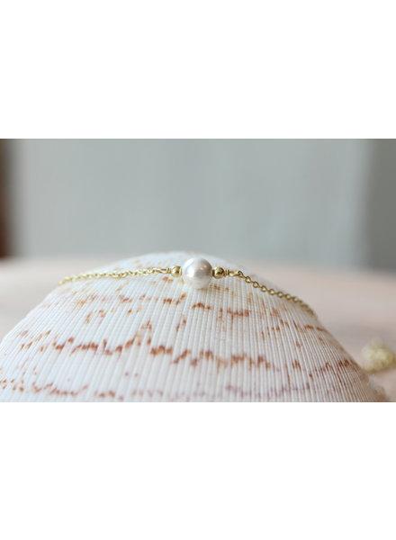 Muja Juma Bracelet One Pearl