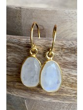 Muja Juma Earring Moonstone Candy