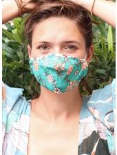 Muja Juma Face mask Flower