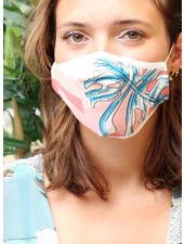 Muja Juma Hawaii mouth mask