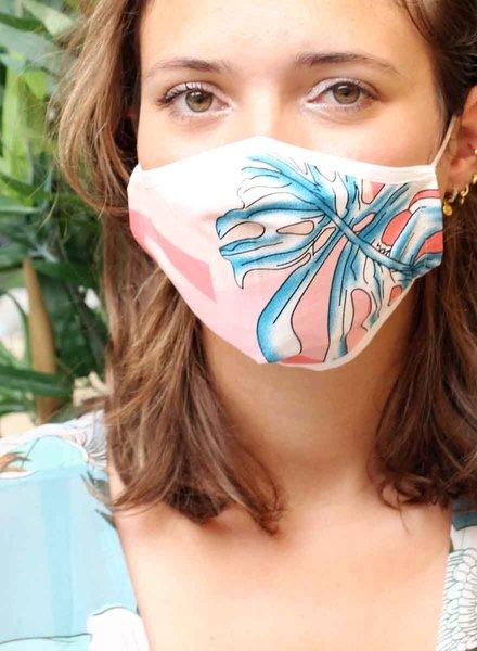 Muja Juma Mund Maske Hawaii