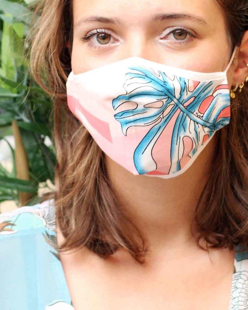 Muja Juma Muja Juma Face Mask Hawaii