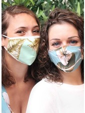 Muja Juma Mouth mask Muja Juma Print