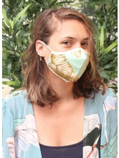 Muja Juma Mouth mask Jungle Mint