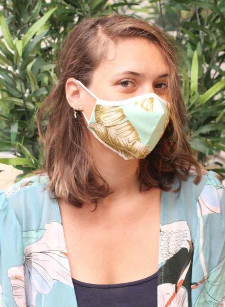 Muja Juma Mouth mask Jungle Mint