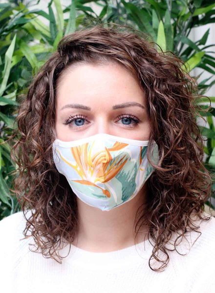 Muja Juma Mouth mask Tropical