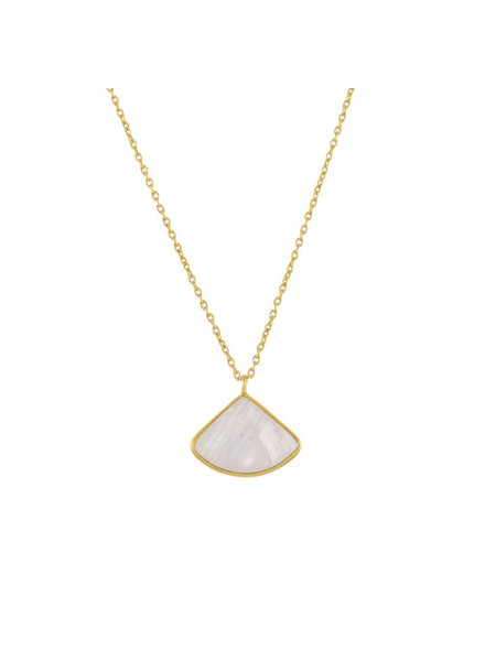 Muja Juma Necklace Fancy Moonstone