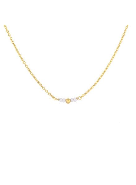 Muja Juma Sweet sweet pearl necklace