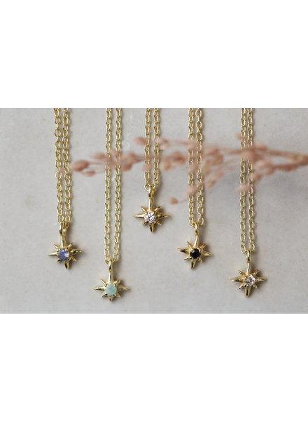 Necklace All stars Blue Baby