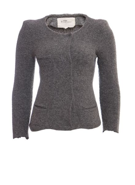 Isabel Marant Etoile Isabel Marant Etoile, grey woollen cardigan/jacket in size 1.
