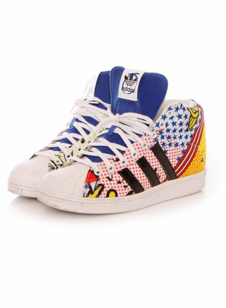 Adidas Adidas, Limited edition sneakers in maat 38.