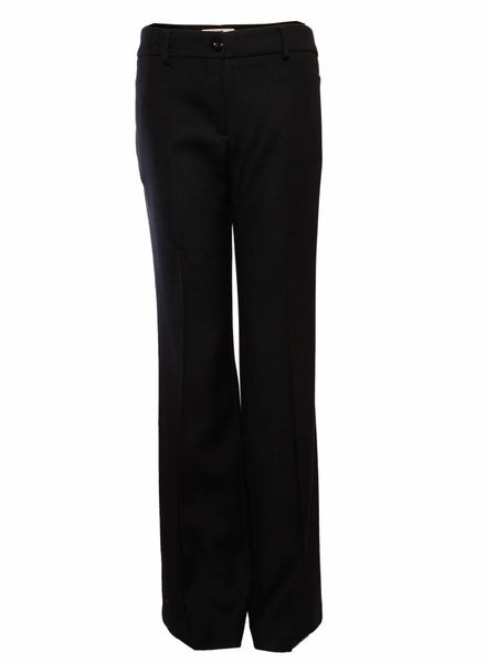 Red Valentino, black pantaloons in size IT42/S.