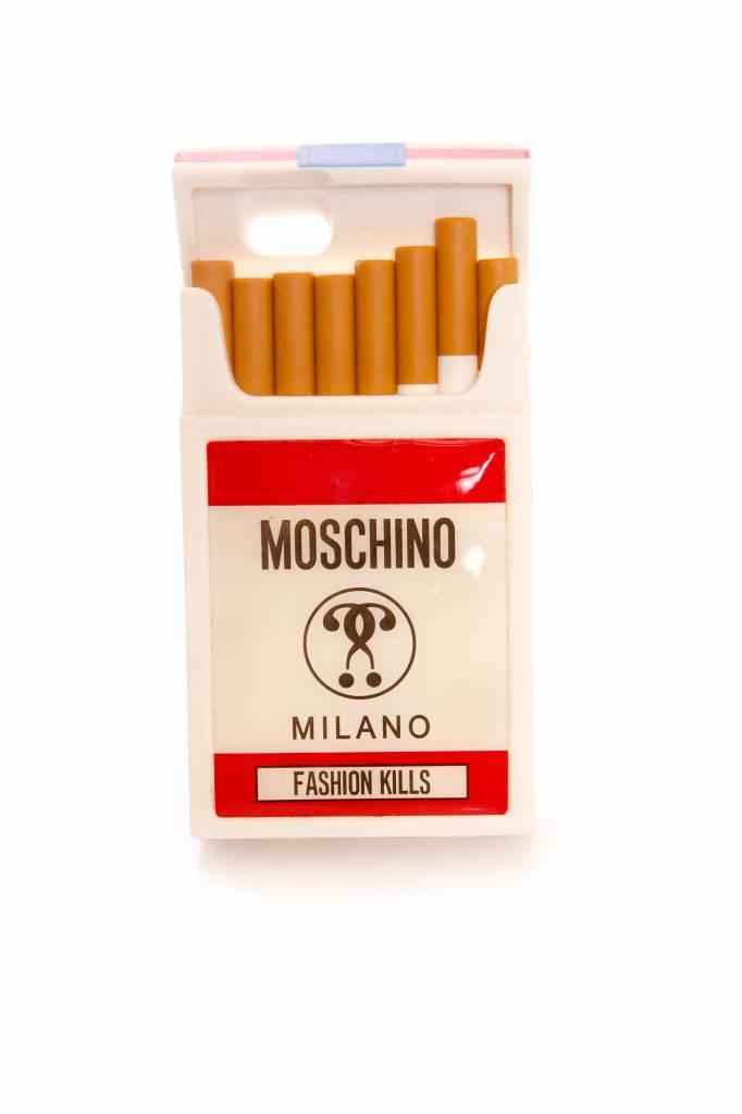negozio online f68fe d234f Moschino, Fashion Kills iPhone 6 (7) cover.