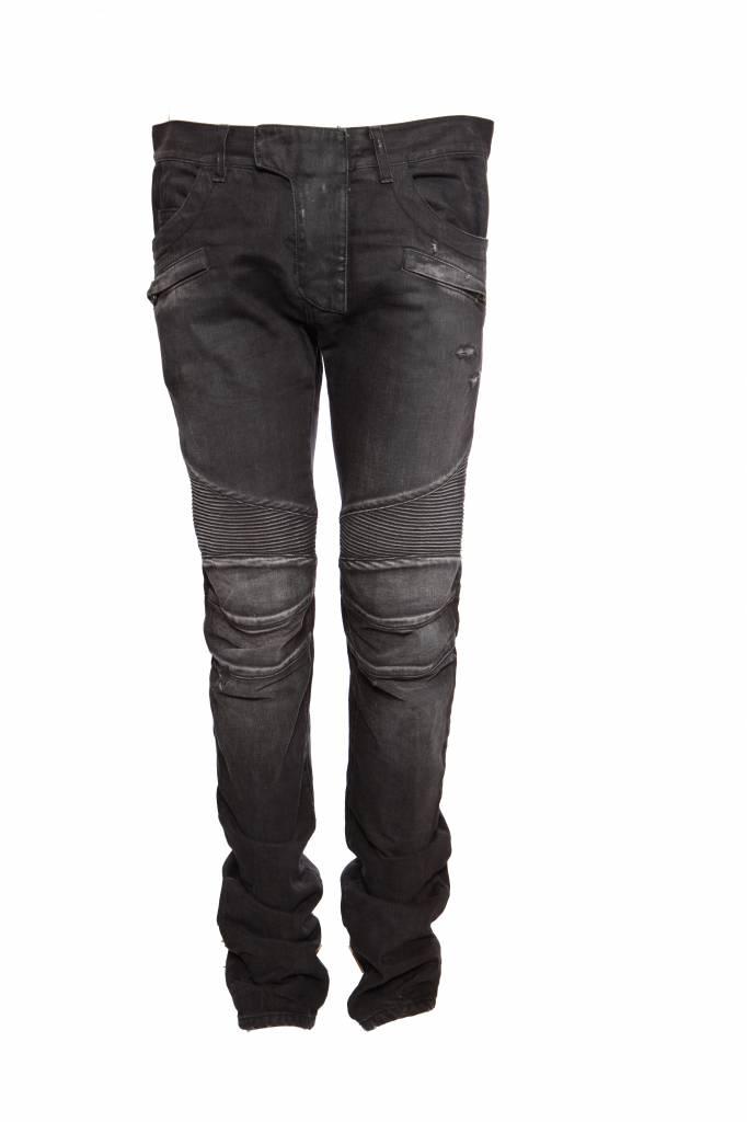 Balmain Black Jeans Men