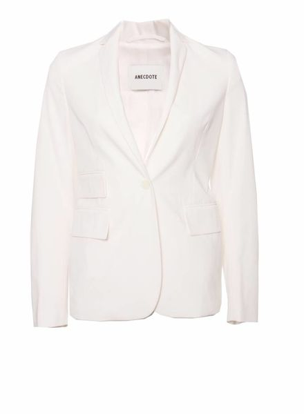 Anecdote Anecdote, witte  blazer in maat 34/XS.
