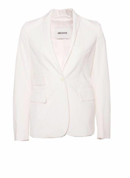 Anecdote Anecdote, witte  blazer