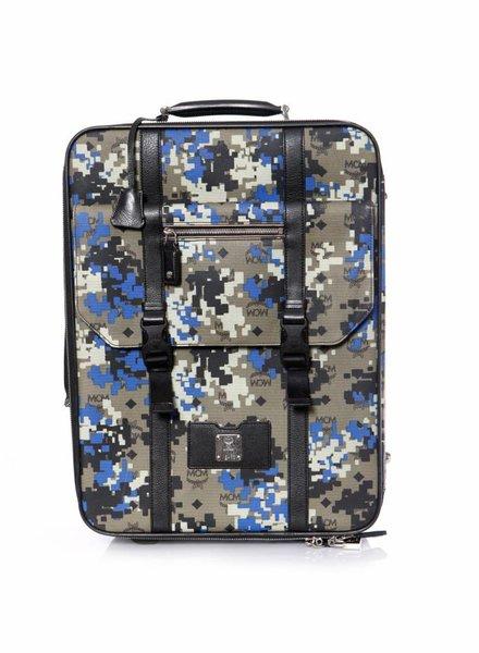 MCM MCM Small Traveler Trolley Wheeled Suitcase.