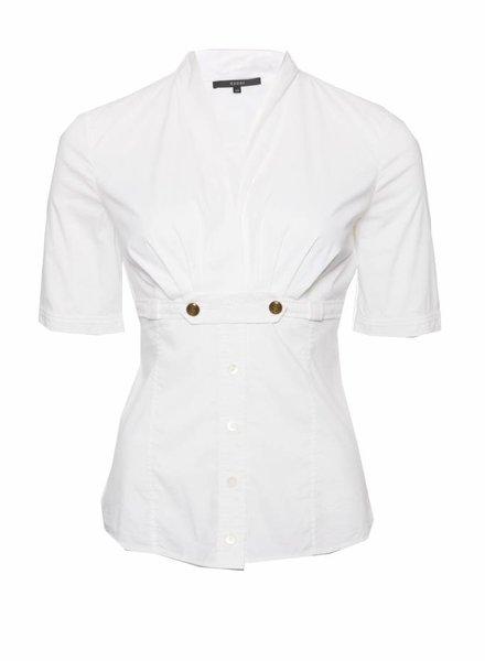 Gucci Gucci, white top in size IT40/XS.