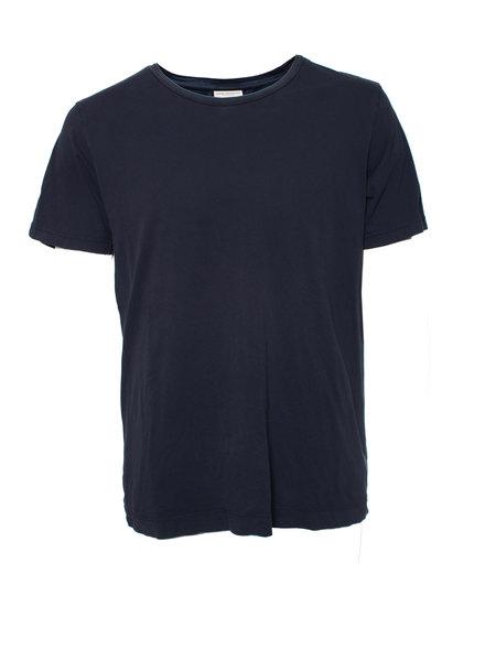 Dries van Noten Dries van Noten, Basic blue T-shirt in size XL.