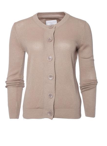 American Vintage American Vintage, Bruin vest in maat T/S.