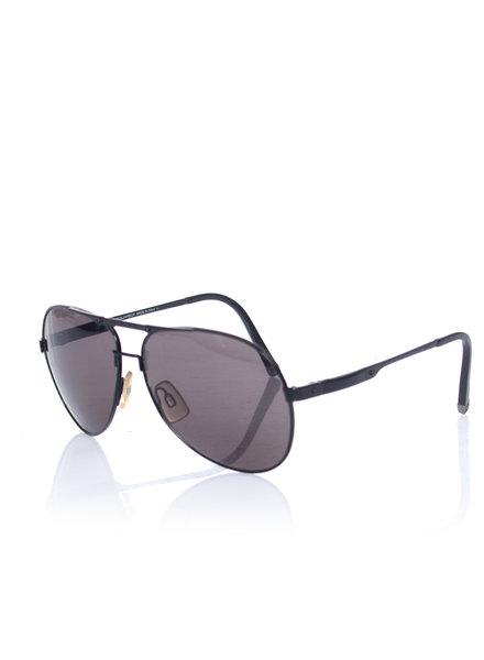 Dsquared2 Dsquared2, zwarte aviator zonnebril.