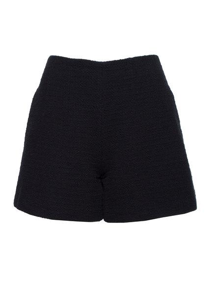 Carven, black shorts in size FR36/XS.