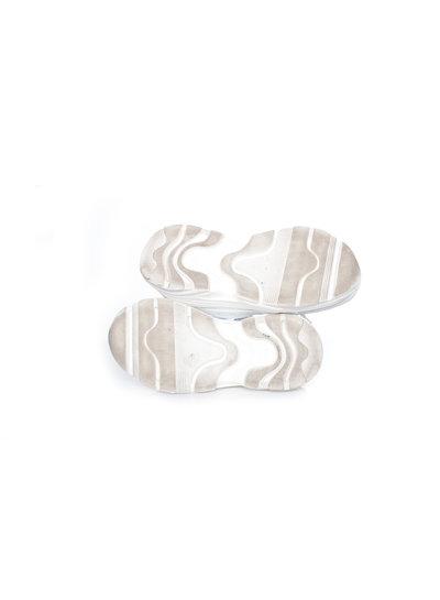 Dsquared2 Dsquared2, Bumpy sneaker in white in size 39.